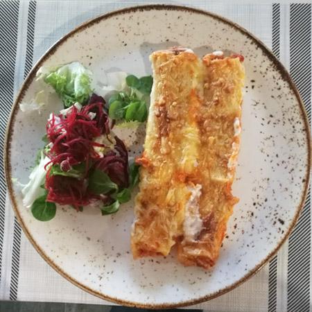 Pasta - Pizza, mesón El Parral